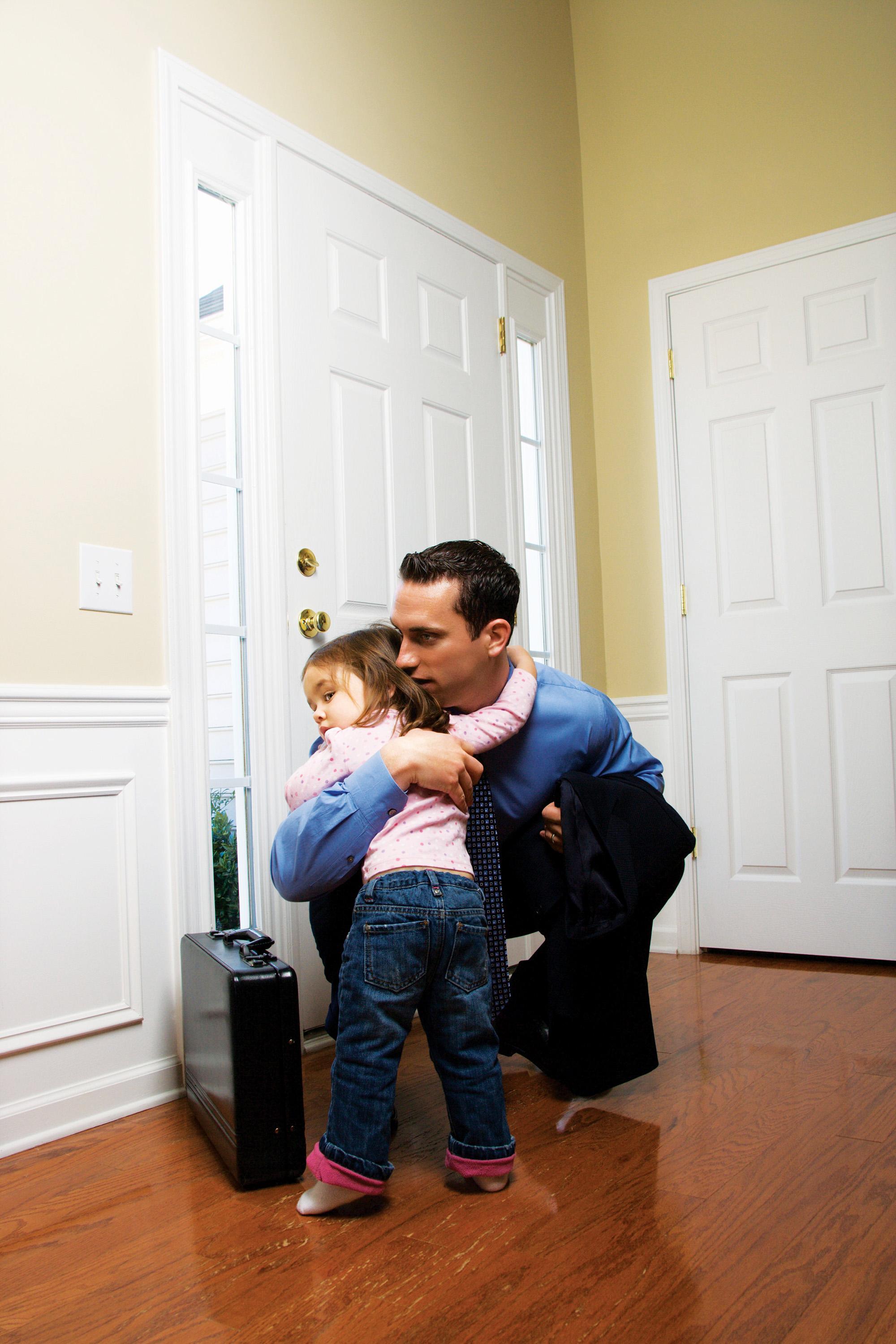 Apa és kislánya