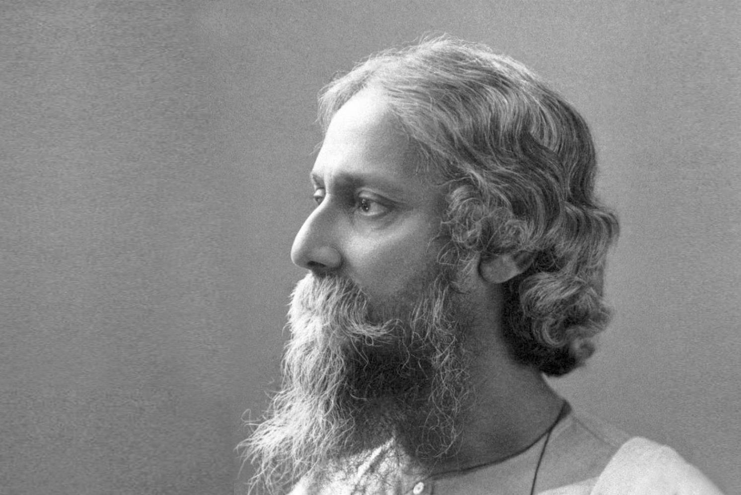 Öt földrészen át kereste a boldogságot, Füreden megtalálta – Rabindranáth Tagore