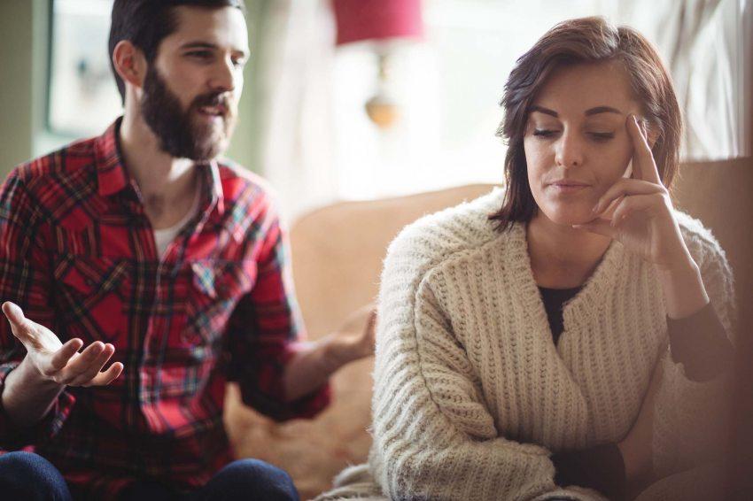 gyanakvás és féltékenység férje iránt